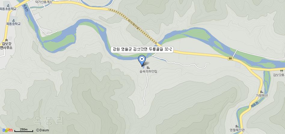 김삿갓휴양지 다음지도